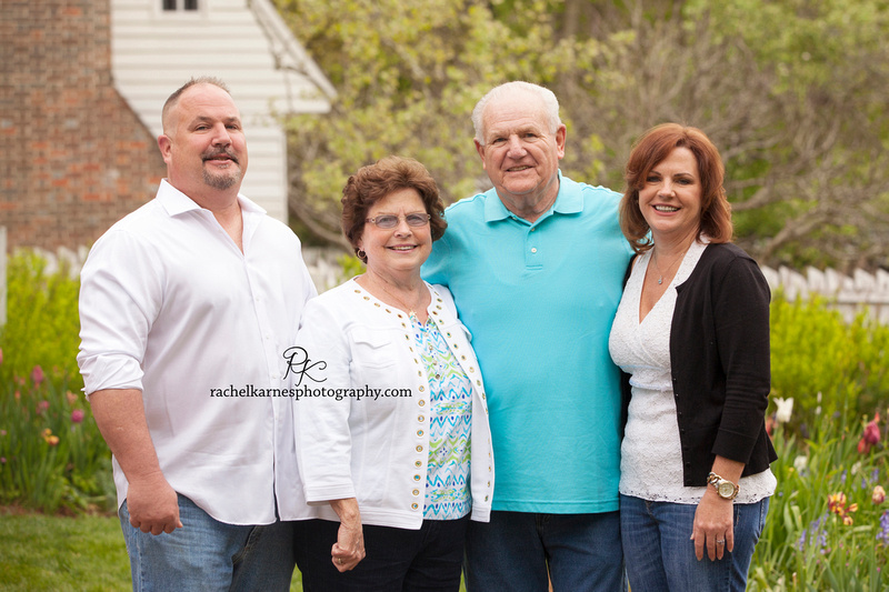 Parents and Siblings in CW gardens