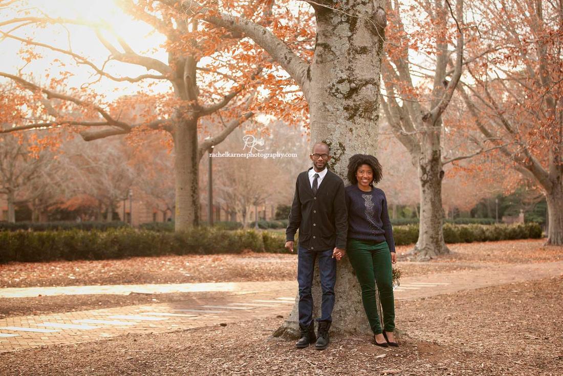 Williamsburg Couple Photo Session