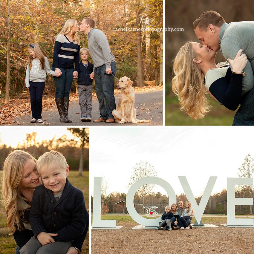 VA custom family portraits