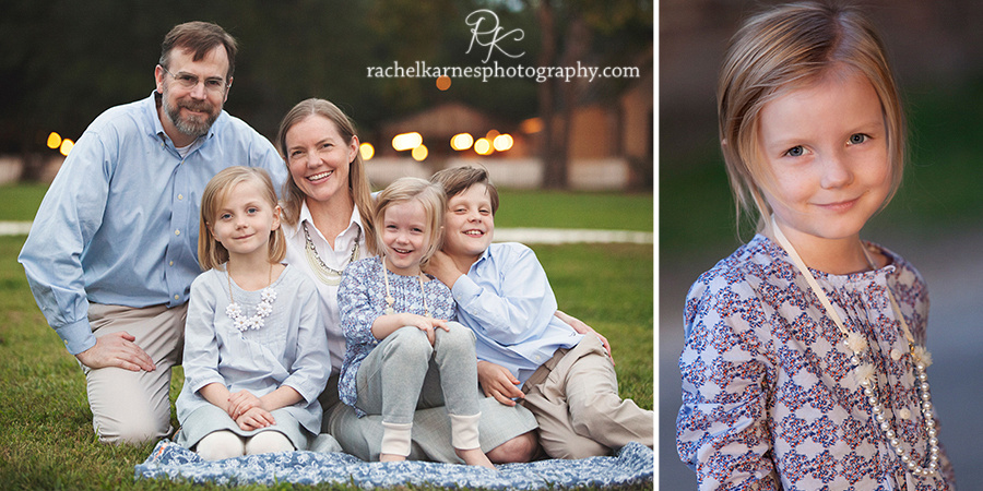 wear accessories for family photos