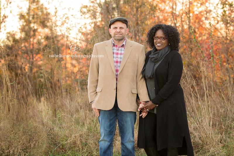 Williamsburg VA Couples Photo Session