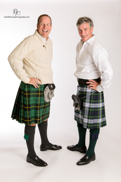 men-modeling-kilts-for-scotland-house-commercial-photo-shoot-in-williamsburg