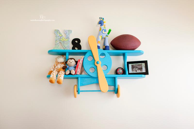 Williamsburg baby nursery photo