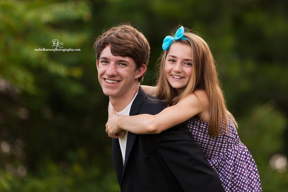 Williamsburg Children and Family Custom Photography