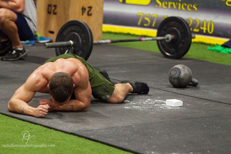 Crossfit Gangs of the Mid-Atlantic fight gone battle royale aftermath