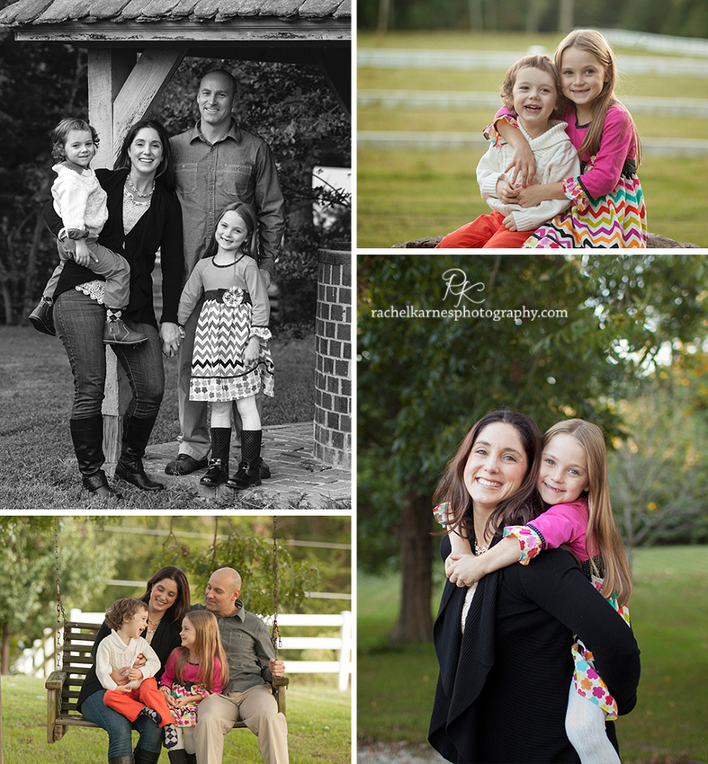 custom family portraits in williamsburg