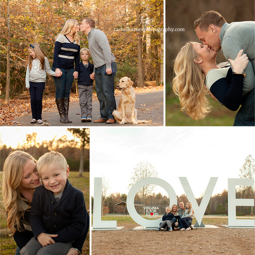 VA custom family portraits