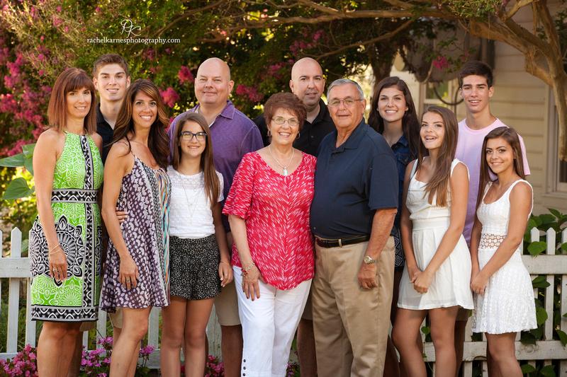 Williamsburg VA Children and Family Custom Photography