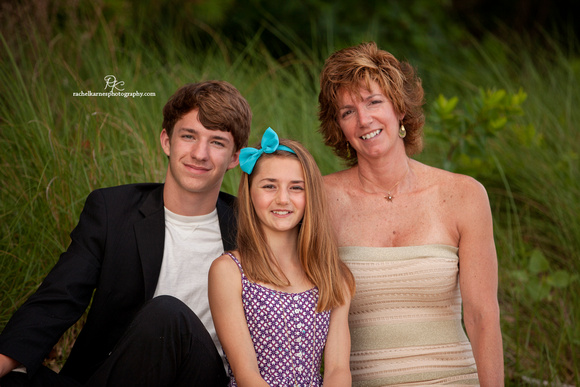 Family Photo Session at James River Williamsburg