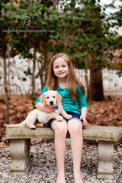Williamsburg Virginia custom family and children photography