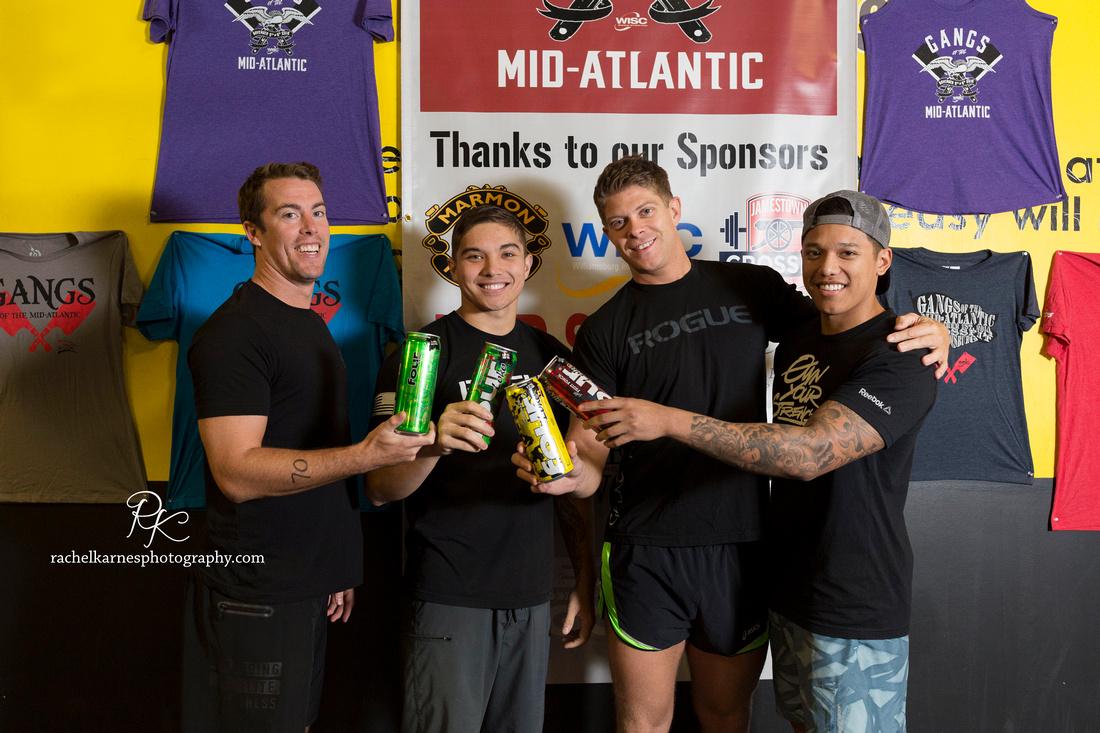 male-team-toasting
