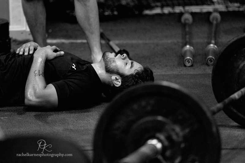 Crossfit Williamsburg WOD aftermath